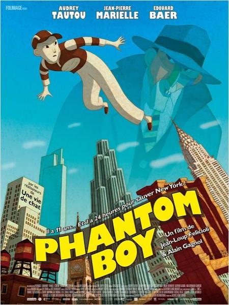 Cine974, Phantom Boy