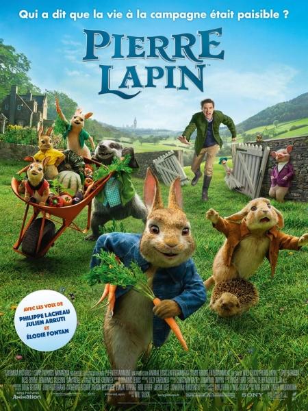 Cine974, Pierre Lapin