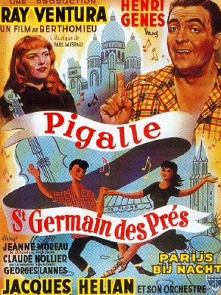 Cine974, Pigalle-Saint-Germain-des-Prés