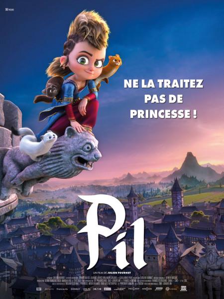 Cine974, Pil