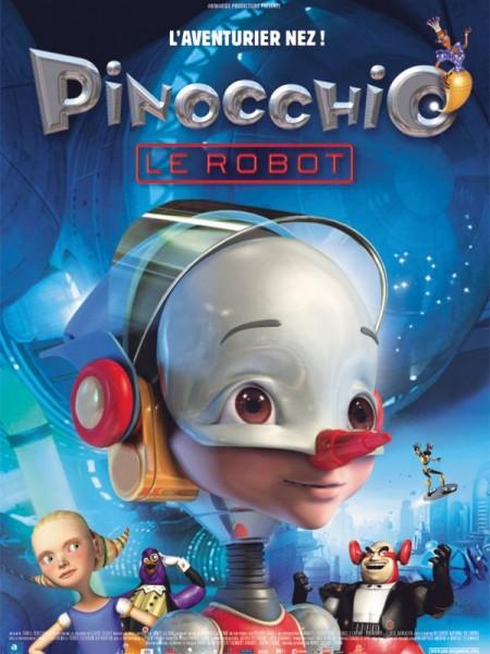 Cine974, Pinocchio le robot
