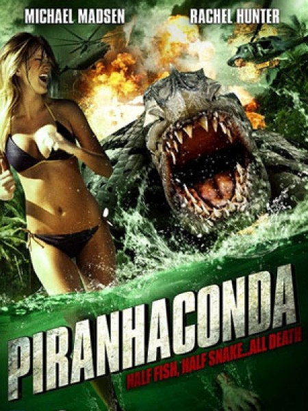 Cine974, Piraconda