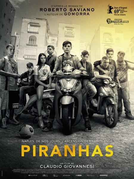 Cine974, Piranhas