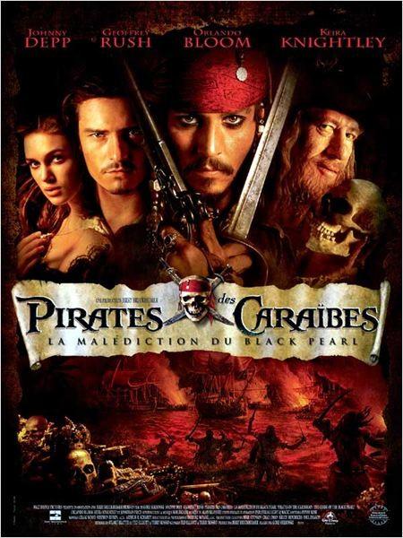 Cine974, Pirates des Caraïbes : la Malédiction du Black Pearl