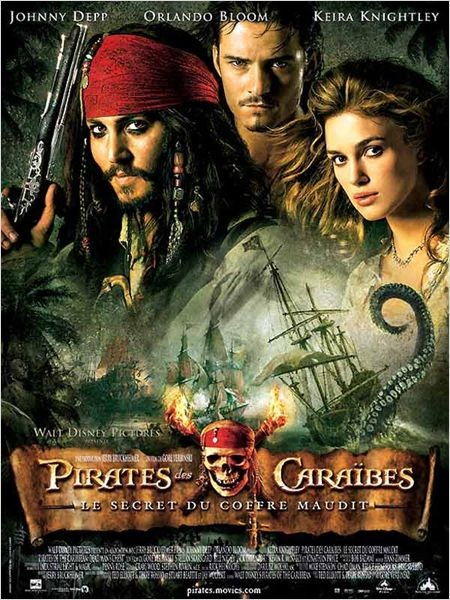 Cine974, Pirates des Caraïbes : le Secret du Coffre Maudit