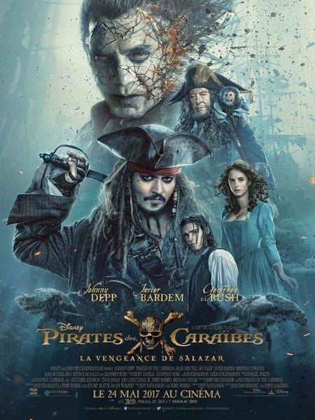 Cine974, Pirates des Caraïbes : La vengeance de Salazar