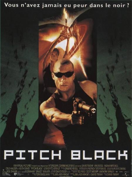 Cine974, Pitch Black