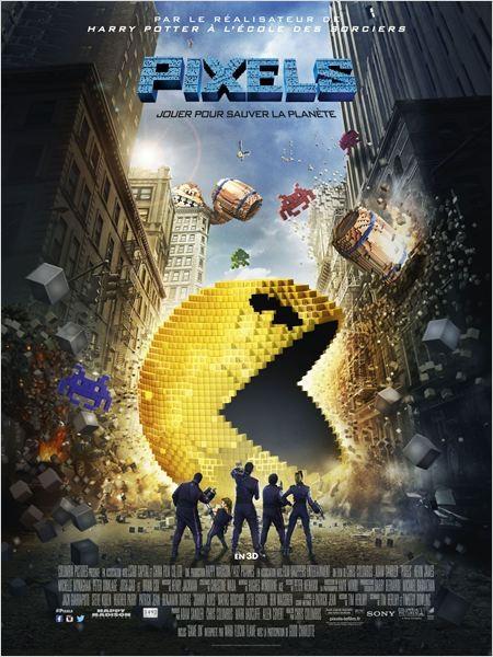 Cine974, Pixels