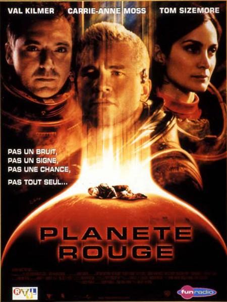 Cine974, Planète rouge