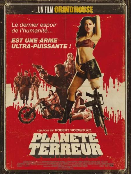 Cine974, Planète terreur - un film Grindhouse