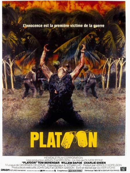 Cine974, Platoon