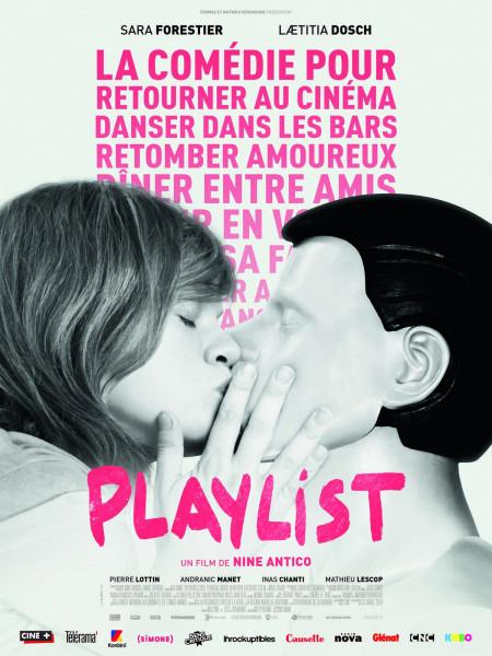 Cine974, Playlist