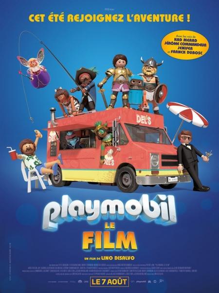 Cine974, Playmobil, le Film