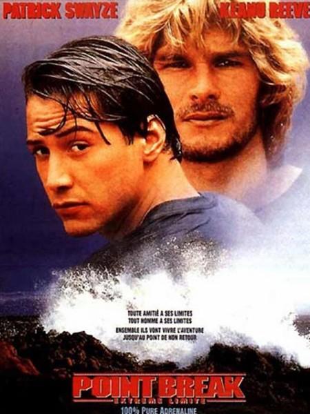 Cine974, Point break extrême limite