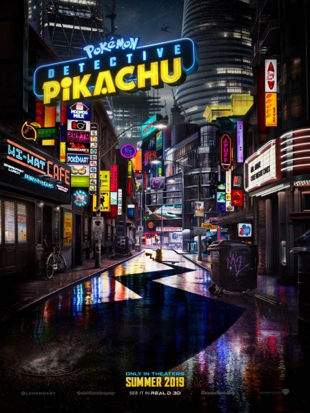 Cine974, Pokémon Detective Pikachu