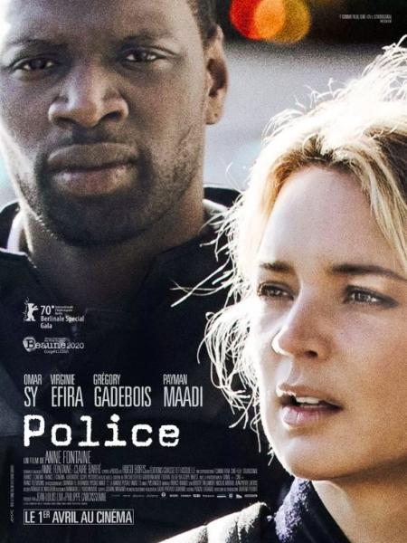 Cine974, Police