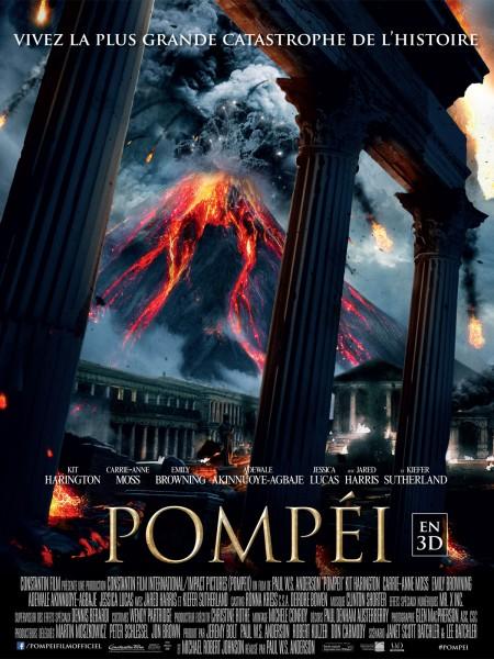 Cine974, Pompéi