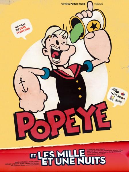 Cine974, Popeye et Les Mille et Une Nuits
