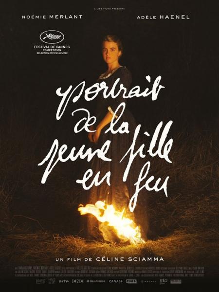 Cine974, Portrait de la jeune fille en feu