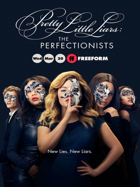 Cine974, Pretty Little Liars: The Perfectionists