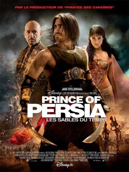 Cine974, Prince of Persia : les sables du temps