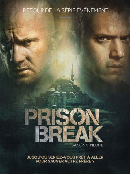 Cine974, Prison Break