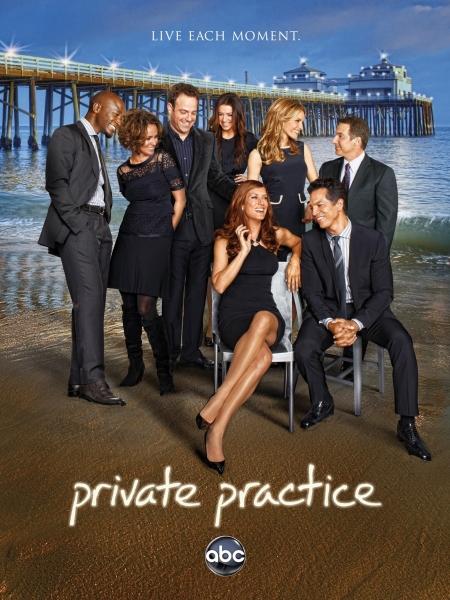 Cine974, Private Practice