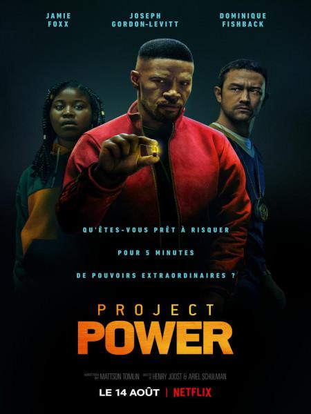 Cine974, Project Power