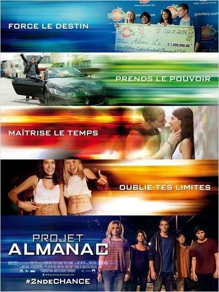 Cine974, Projet Almanac