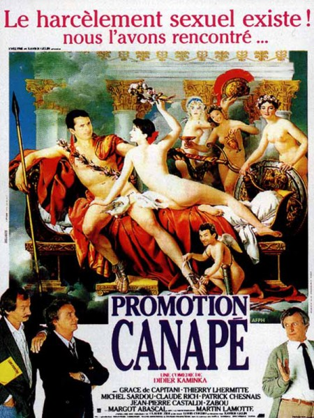 Cine974, Promotion canapé