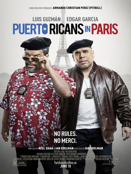 Cine974, Puerto Ricans in Paris