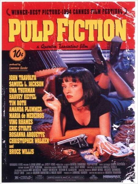Cine974, Pulp Fiction