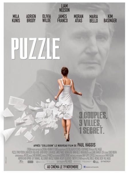 Cine974, Puzzle