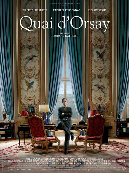Cine974, Quai d'Orsay