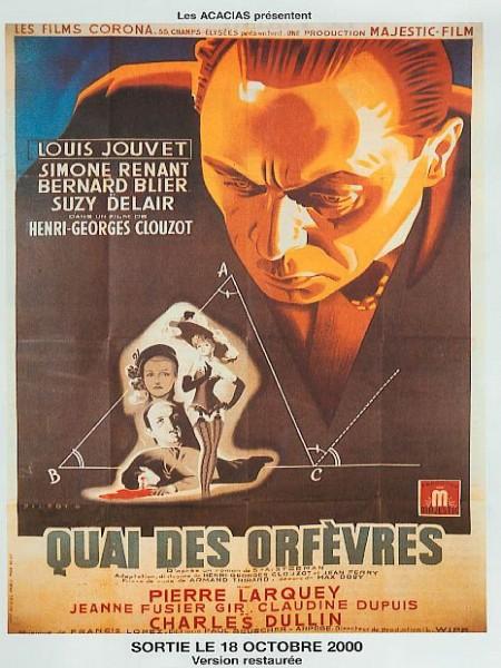 Cine974, Quai des orfèvres