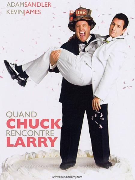 Cine974, Quand Chuck rencontre Larry