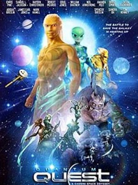 Cine974, Quantum Quest: A Cassini Space Odyssey
