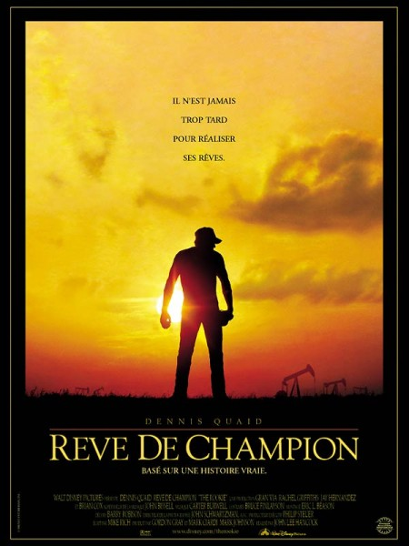 Cine974, Rêve de champion