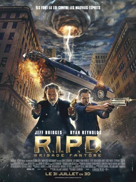 Cine974, R.I.P.D. Brigade Fantôme