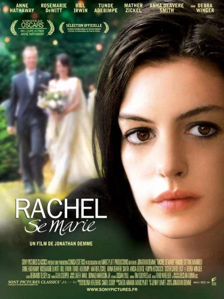 Cine974, Rachel se marie