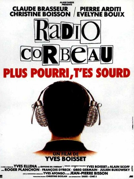 Cine974, Radio corbeau