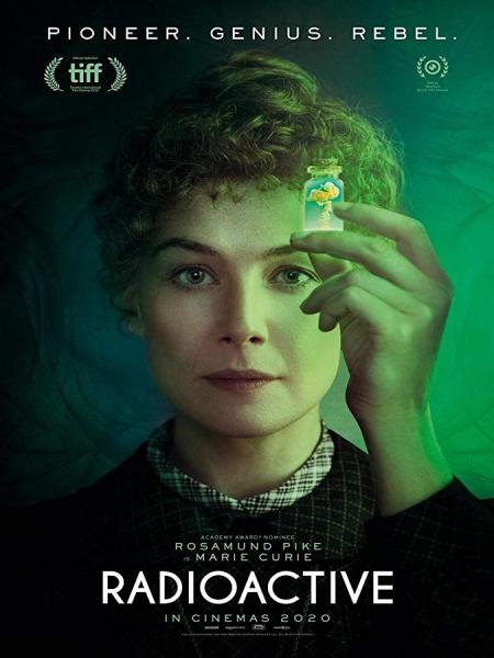 Cine974, Radioactive