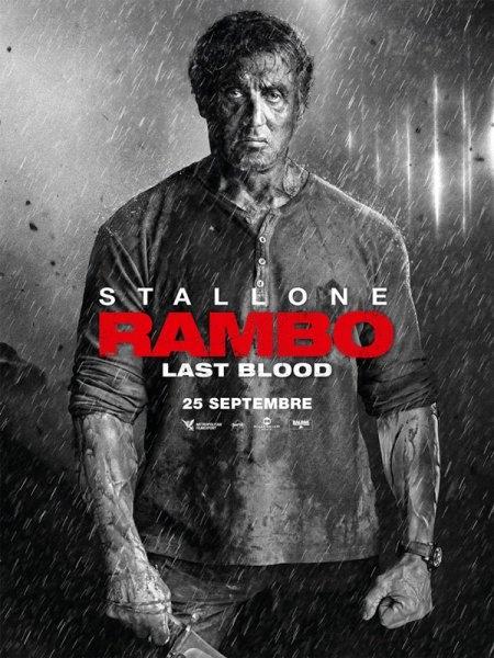 Cine974, Rambo: Last Blood