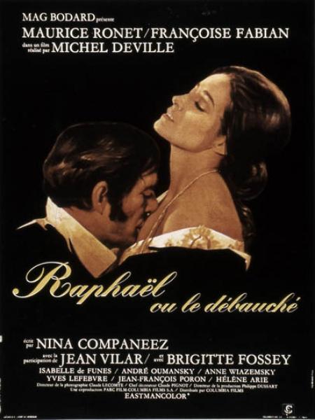 Cine974, Raphaël ou le débauché