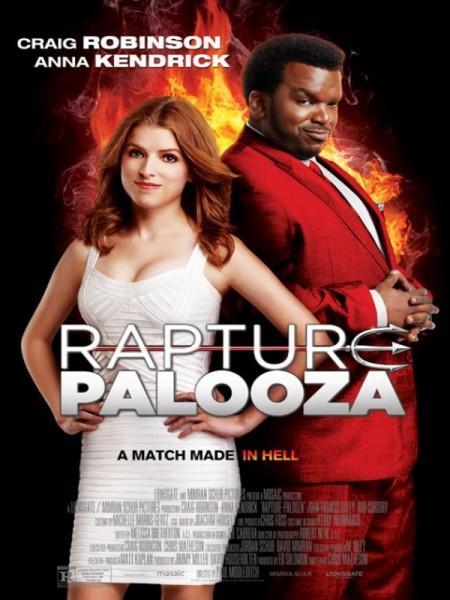Cine974, Rapture-Palooza