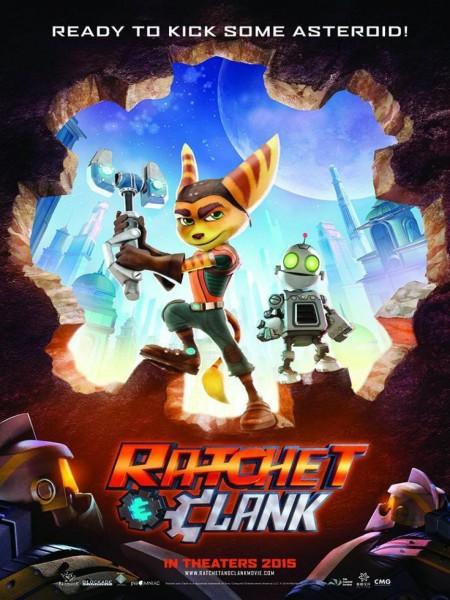 Cine974, Ratchet et Clank