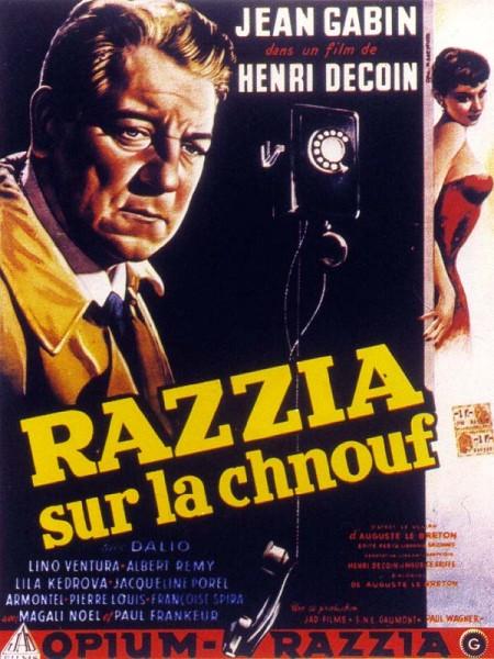 Cine974, Razzia sur la chnouf
