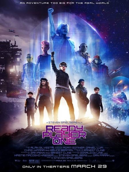Cine974, Ready Player One