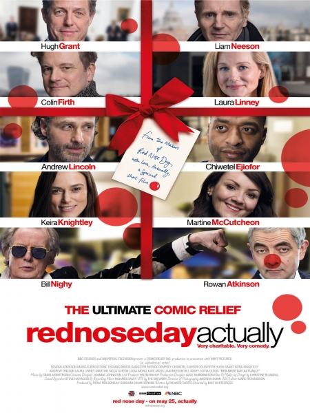 Cine974, Red Nose Day Actually