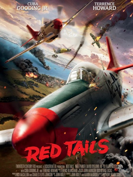 Cine974, Red Tails